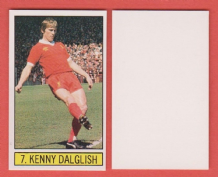 Liverpool Kenny Dalglish Scotland